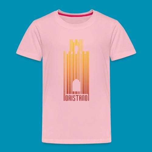 Torre di Mariano barcode - Maglietta Premium per bambini