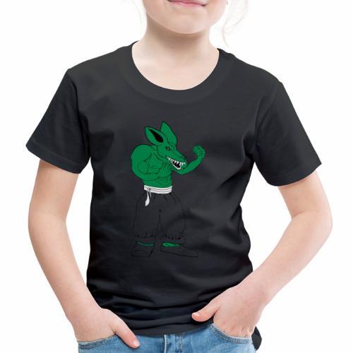 T-shirt Bad rat de combat - T-shirt Premium Enfant