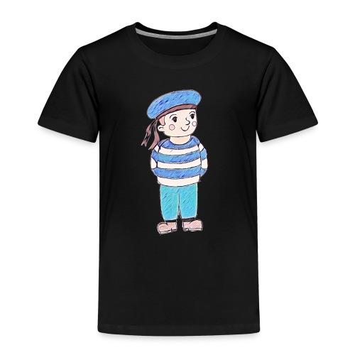Matrosenjunge - Kinder Premium T-Shirt