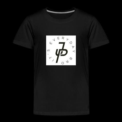 JP It's everyday bro - Premium-T-shirt barn
