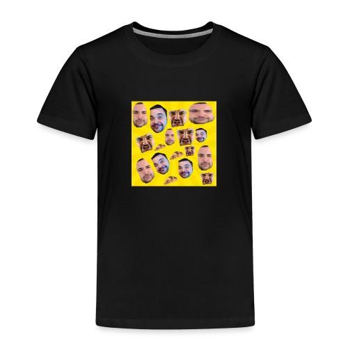ciccio invader - Maglietta Premium per bambini