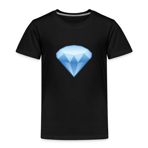 Diamant Emoji - Kinder Premium T-Shirt