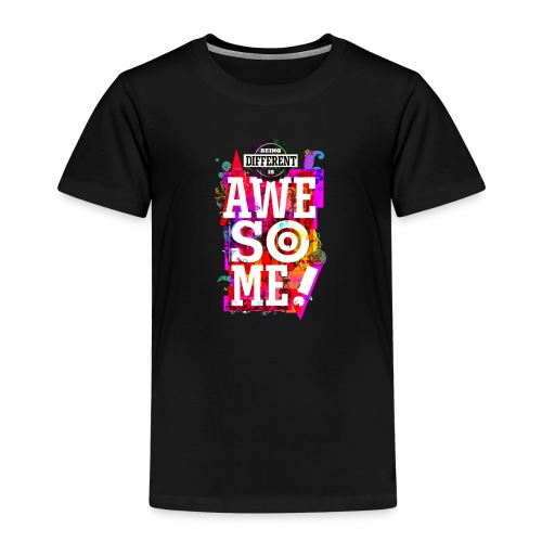 Different = Awesome - Kids' Premium T-Shirt