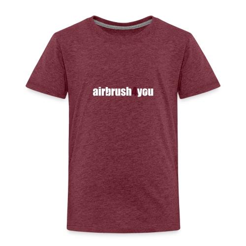 Airbrush - Kinder Premium T-Shirt