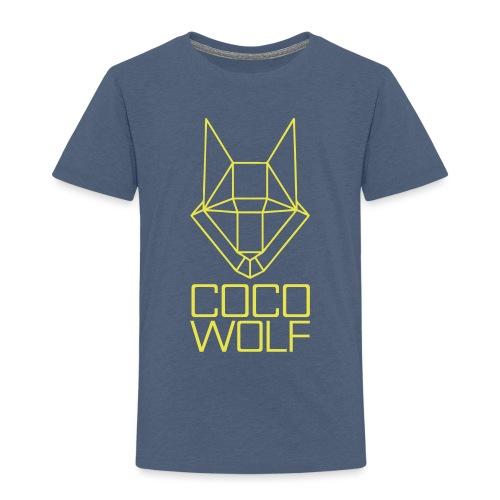COCO WOLF - Kinder Premium T-Shirt