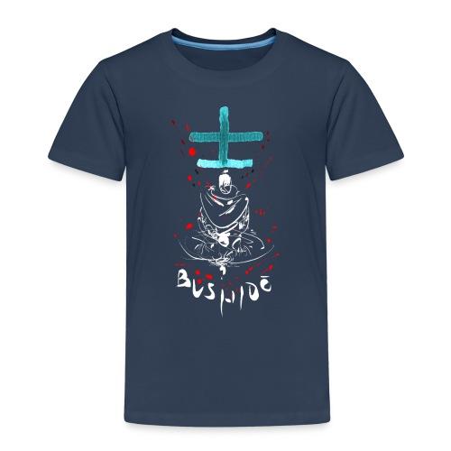 Bushido - Der Weg des Kriegers - Kids' Premium T-Shirt