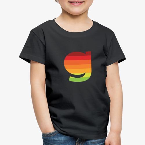 gtee - Maglietta Premium per bambini