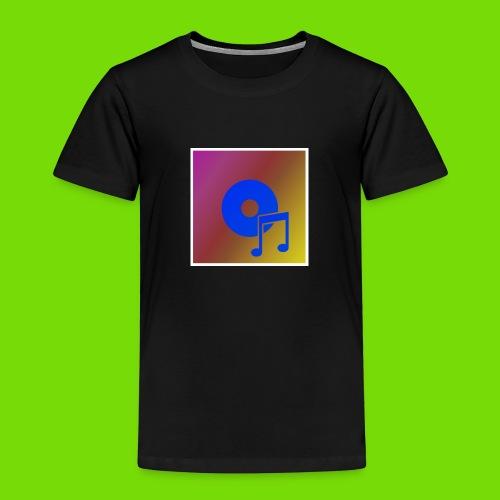 musica - Camiseta premium niño
