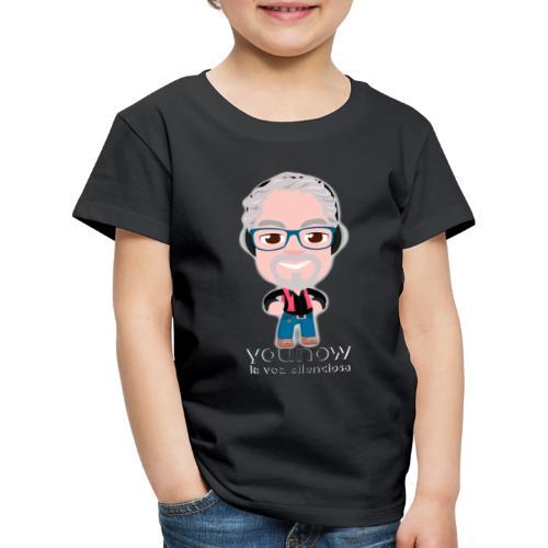 Younow - La voz silenciosa - Camiseta premium niño