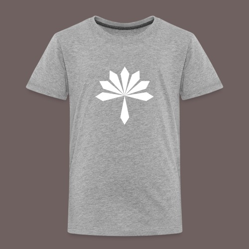 GBIGBO zjebeezjeboo - Rock - Fleur [FlexPrint] - T-shirt Premium Enfant