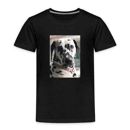 Dalmatian Daisy Dog - Kids' Premium T-Shirt