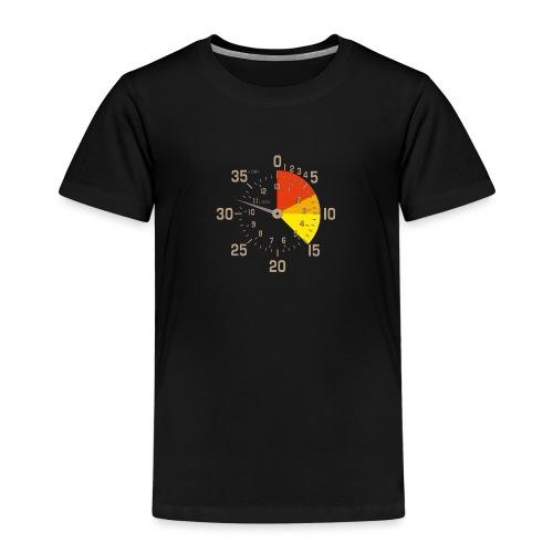 parachutiste altimètre skydive - T-shirt Premium Enfant