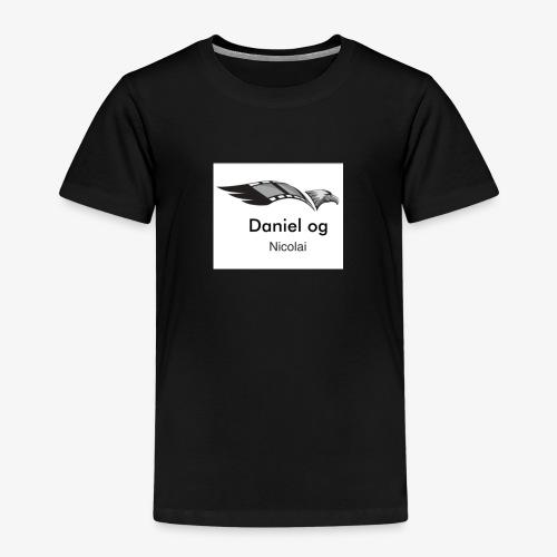 DanielogNicolai - Premium T-skjorte for barn