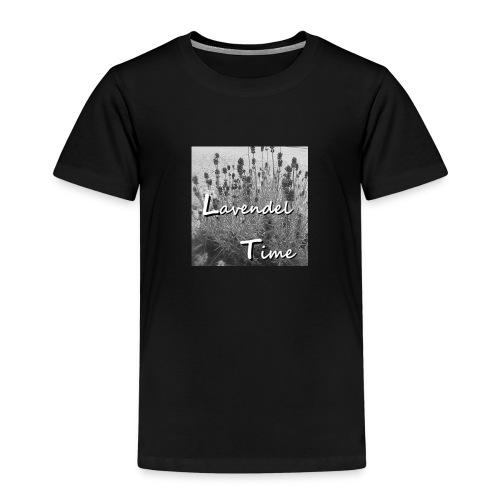 Lavendel Time - Kinder Premium T-Shirt