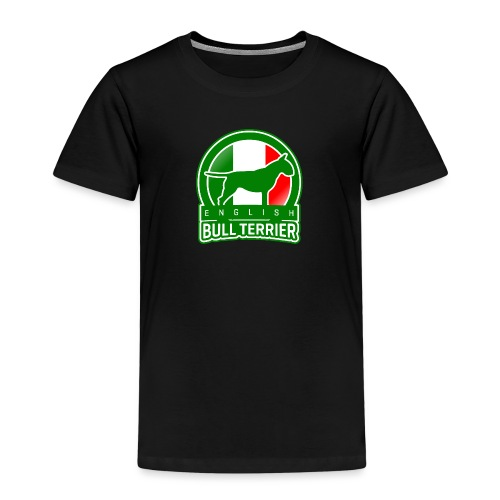 Bull Terrier Italia - Kinder Premium T-Shirt