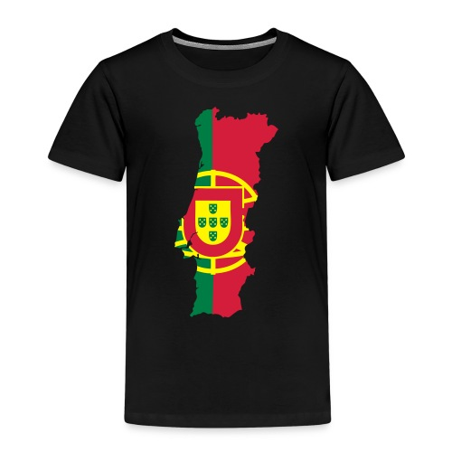 Portugal - T-shirt Premium Enfant