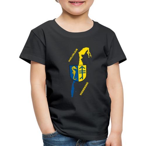 Hiddensee Ostsee Insel Urlaub - Kinder Premium T-Shirt
