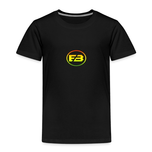 logo rasta - Kids' Premium T-Shirt