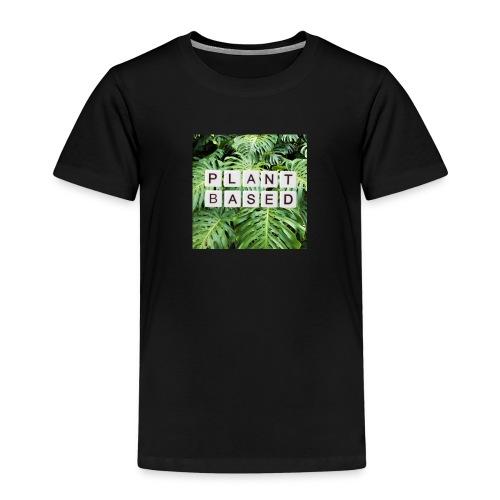 plant based - Kinder Premium T-Shirt