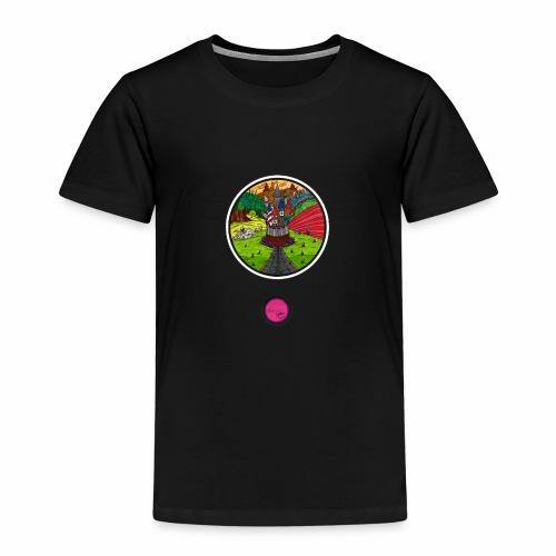 Le château oublié - T-shirt Premium Enfant