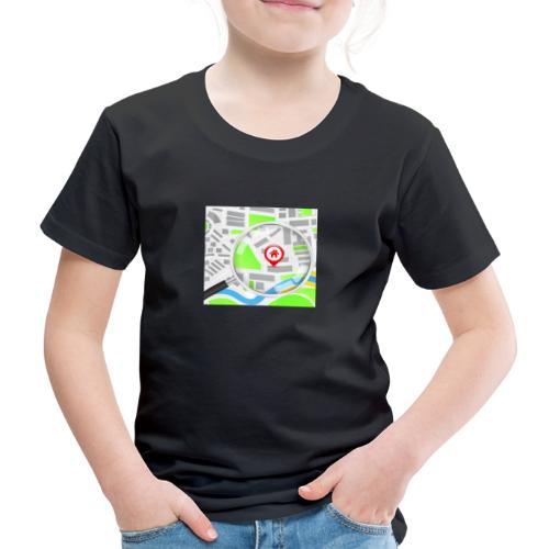 grunddata - Børne premium T-shirt