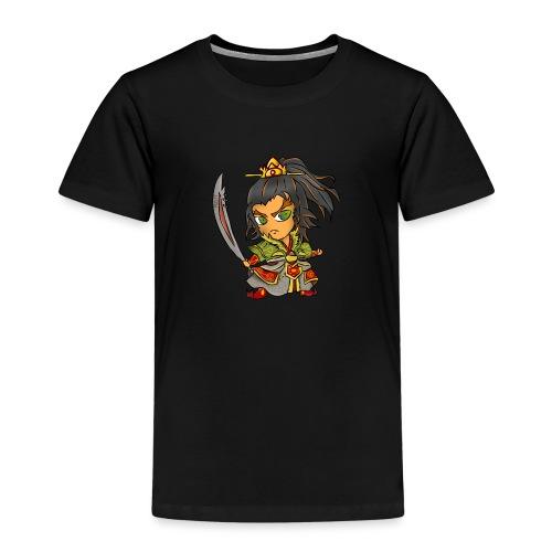 rusty warrior - Kinder Premium T-Shirt