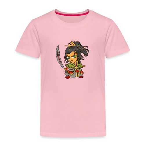 rusty warrior - Kinder Premium T-Shirt