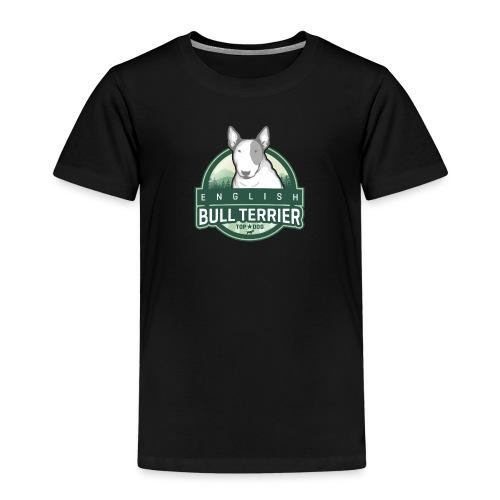English Bull Terrier FOREST - Kinder Premium T-Shirt