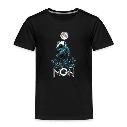 LarioMOon - Maglietta Premium per bambini