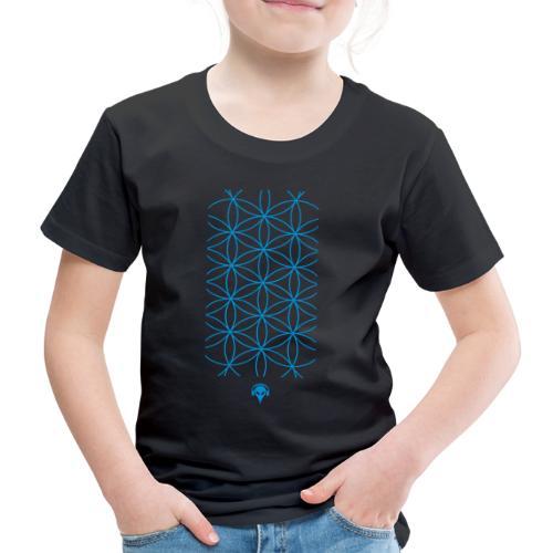 Muster Alien - Kinder Premium T-Shirt