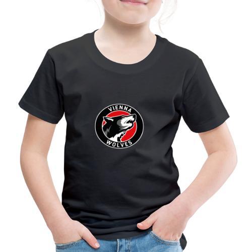 Wolves Logo 2019 - Kinder Premium T-Shirt