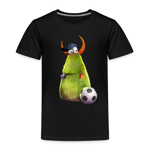 kids concept6 referee2 Spreadshirt png - Kinder Premium T-Shirt