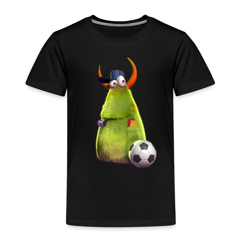 kids concept6 referee2 Spreadshirt png - Kinder Premium T-Shirt