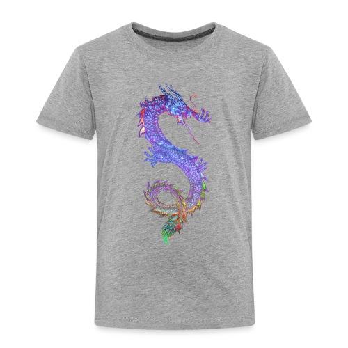 MAGIC DRAGON - Kinder Premium T-Shirt