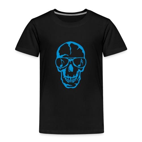 tete de mort crane lunette soleil 3 - T-shirt Premium Enfant