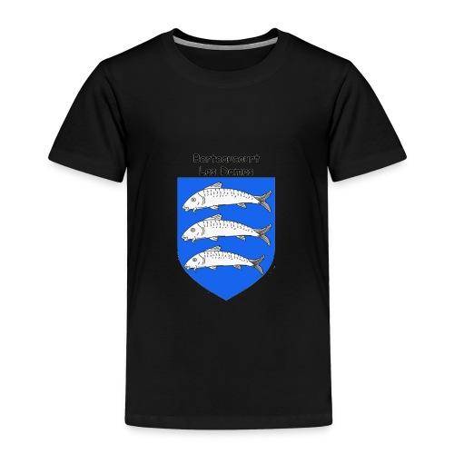 Berteaucourt les Dames 3 gif - T-shirt Premium Enfant