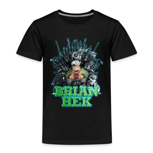 Thron Game BrianHek - Kids' Premium T-Shirt