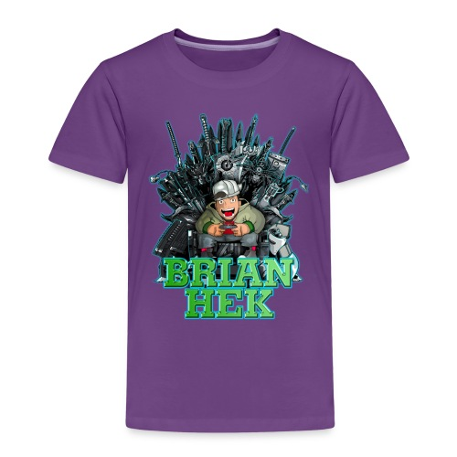 Thron Game BrianHek - Kids' Premium T-Shirt