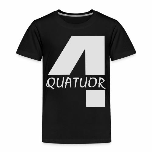 Quatuor - T-shirt Premium Enfant