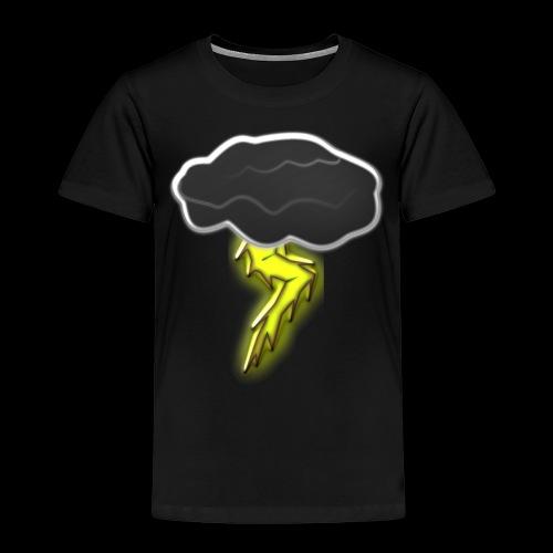 Blitzschlag - Kinder Premium T-Shirt