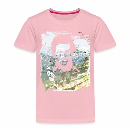 Pablo Escobar distressed - Kinder Premium T-Shirt
