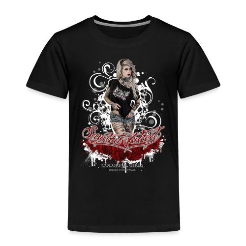 Sandra 1 - Kinder Premium T-Shirt