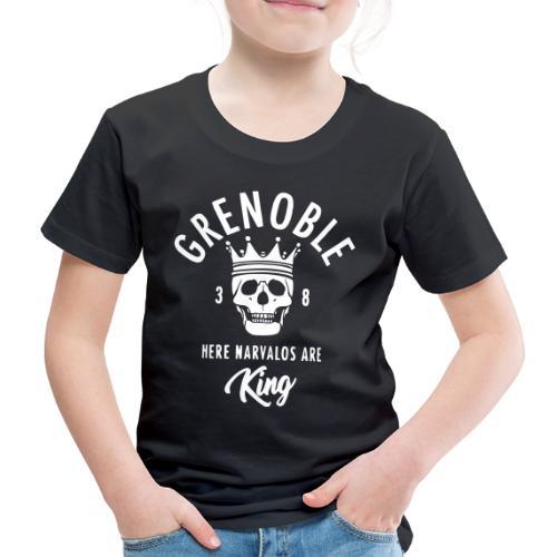 grenoble narvalo - T-shirt Premium Enfant