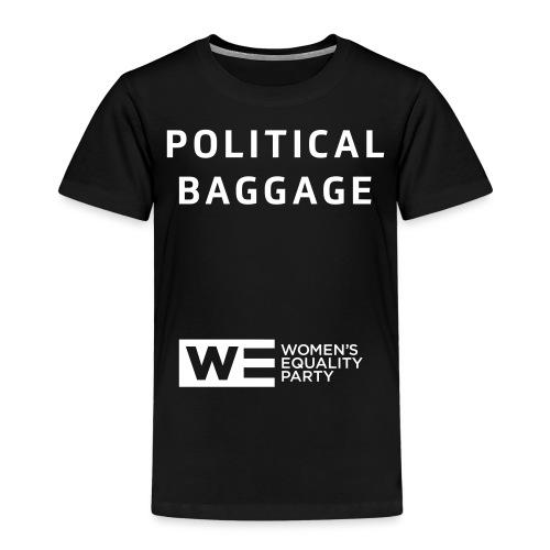 Political Baggage - Kids' Premium T-Shirt