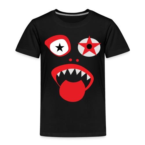 Clown Gesicht - Kinder Premium T-Shirt