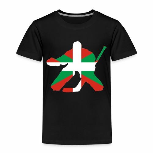 goalie et basque - T-shirt Premium Enfant