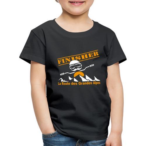 Finisher motofree - T-shirt Premium Enfant