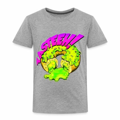 Robbery Bob Donut - Kids' Premium T-Shirt