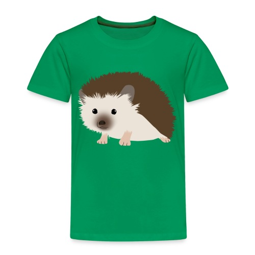 Siili - Lasten premium t-paita