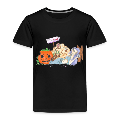 Trick or Treat! - Kinder Premium T-Shirt
